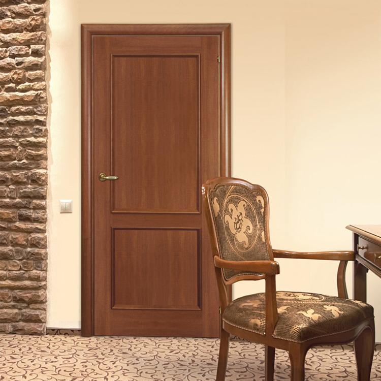 Межкомнатные двери итальянский орех фото в интерьере
